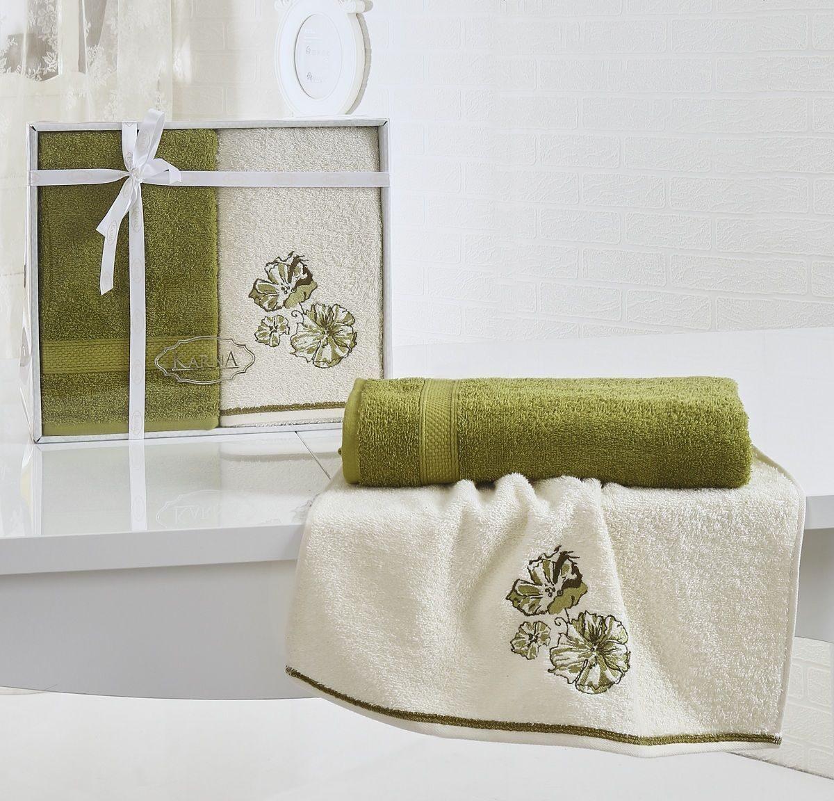 Подарок компании полотенце